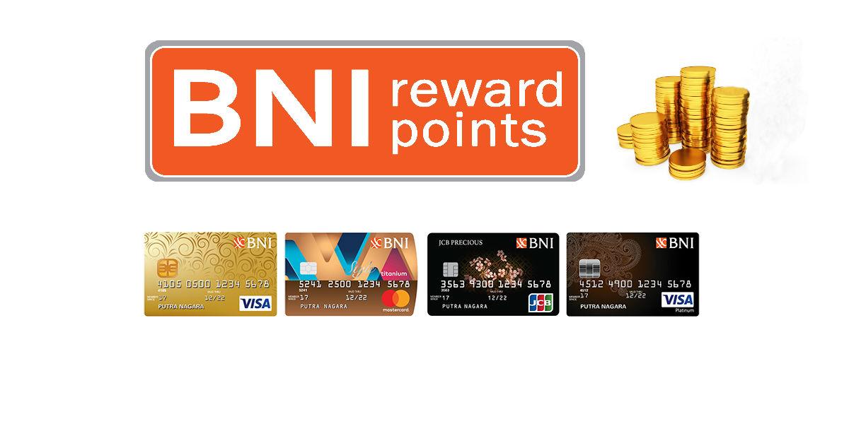 BNI Reward Points Logo