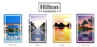 Loyalty Program Hilton Honors bonus poin