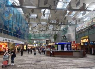 lounge di bandara singapore airlines