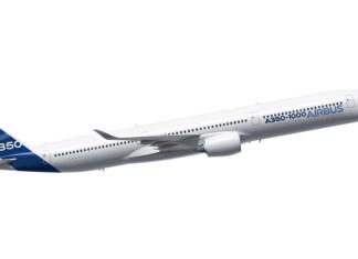 Airbus A350 Hadiah Ultah