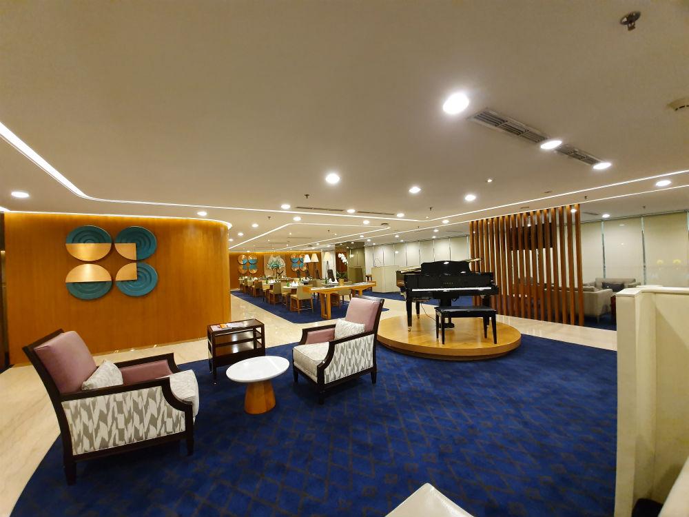 Cara Penumpang Citilink Bisa Masuk Garuda Indonesia Executive Lounge