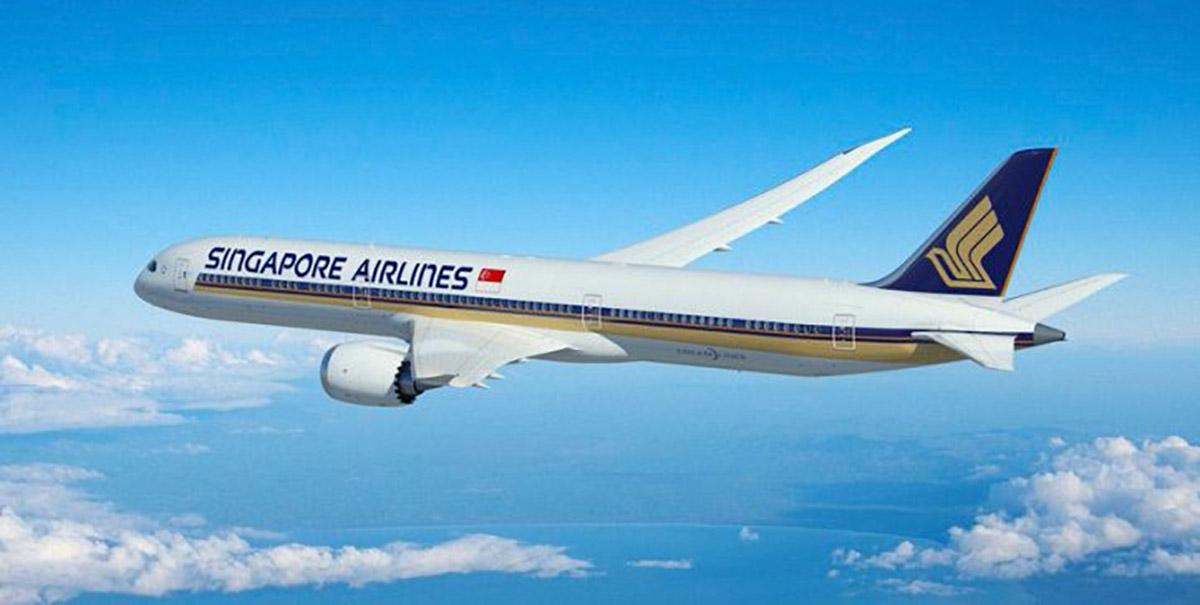 singapore airlines SIA singapura australia