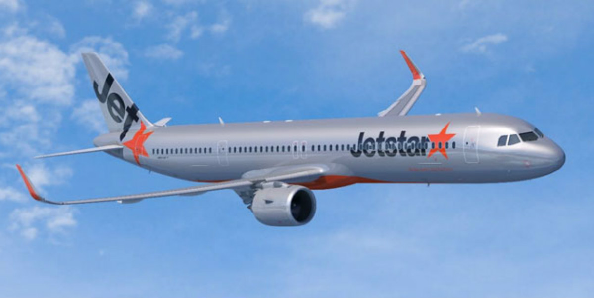 tiket Jetstar IATA Qantas