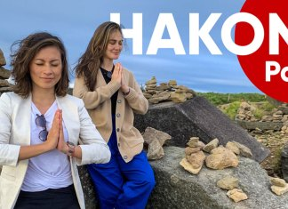Travel Secrets Hakone Jepang