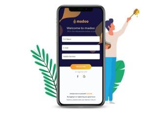 user Aplikasi Madoo