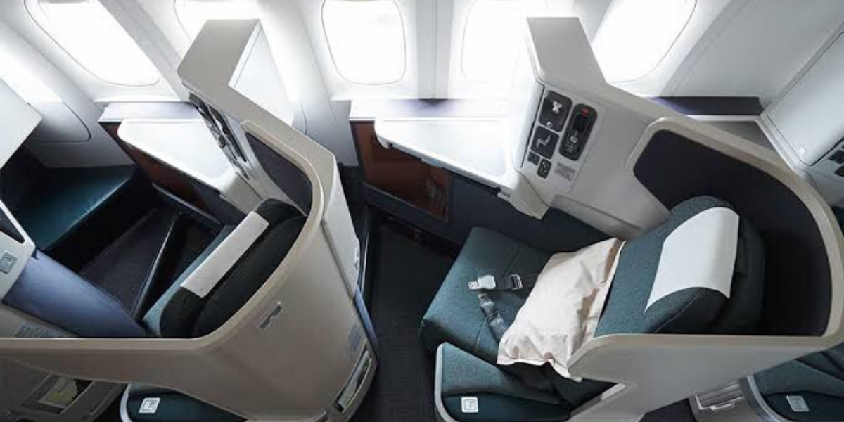 How to Book Asia Miles Round-the-World Award