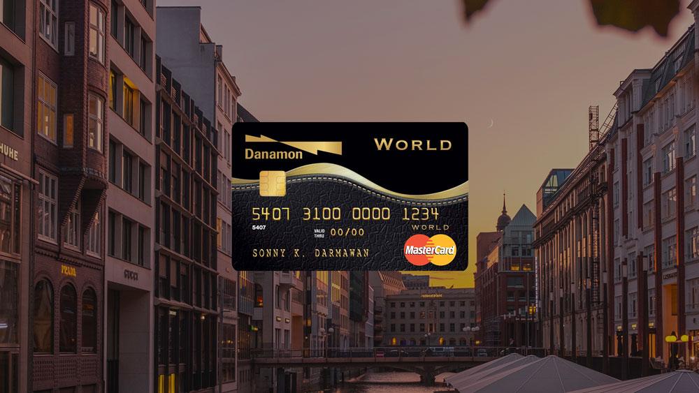 Danamon World MasterCard