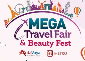 Mega Travel Fair Februari 2020