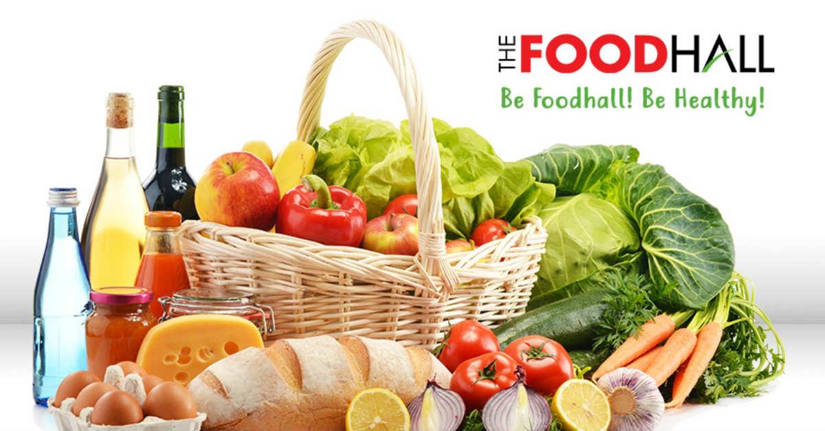 The foodhall