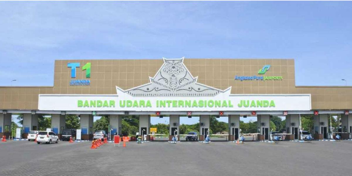 Bandara Internasional Juanda surabaya tes genose Premium Airport Special Service