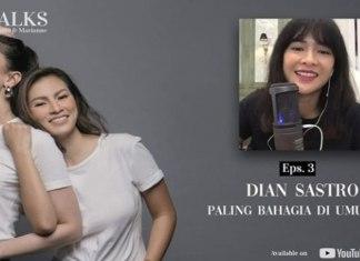 TS Talks Dian Sastro