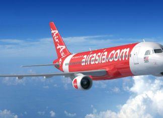 airasia airasia penerbangan internasional