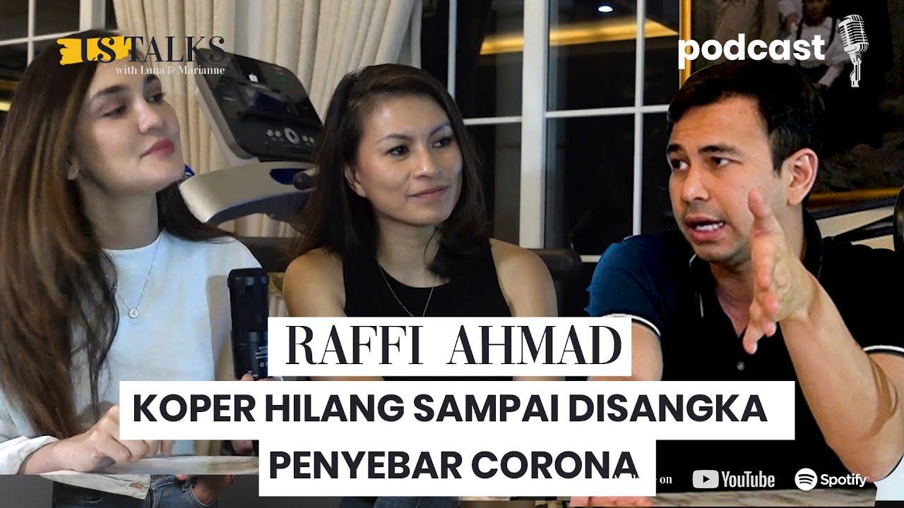 Video TS Talks – Pengalaman Buruk Traveling Raffi Ahmad