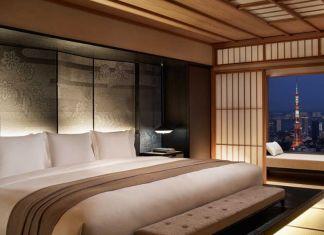 Hotel Terbaik di Tokyo