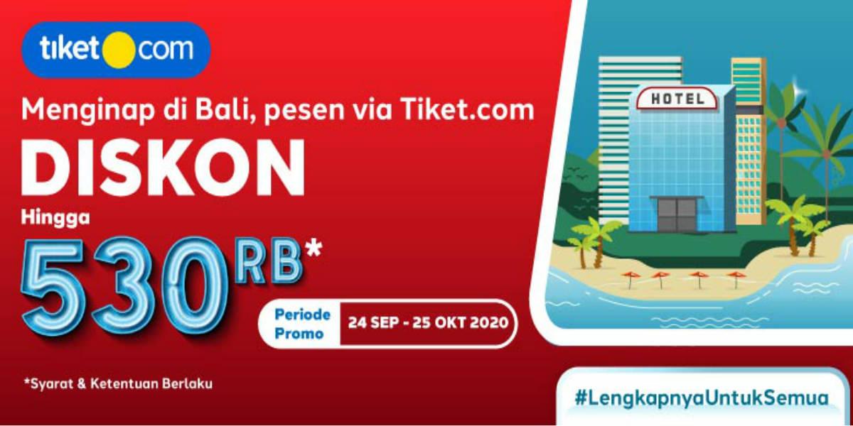 Diskon Hotel Hingga Rp530 000 Pakai Linkaja Di Tiket Com Points Geek