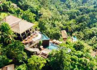 Hanging Gardens of Bali garudamiles