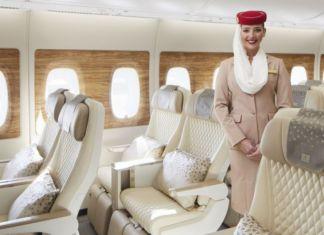 ekonomi premium Emirates A380 baru Skywards+