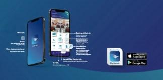 FLY Garuda Aplikasi