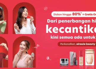 AirAsia Beauty e-commerce
