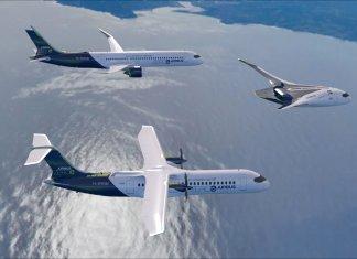 airbus tanpa emisi