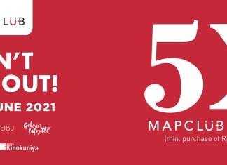 MAPCLUB Points 25 27 Juni 2021