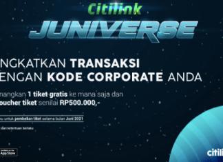 Citilink Juniverse