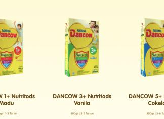 Susu Dancow Parenting Rewards