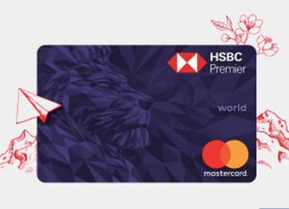 Kartu Kredit HSBC Premier Mastercard