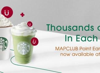 Starbucks MAPCLUB