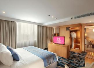 Swiss Belhotel business suite pondok indah