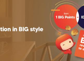 BIG Rewards BIG Point Parador