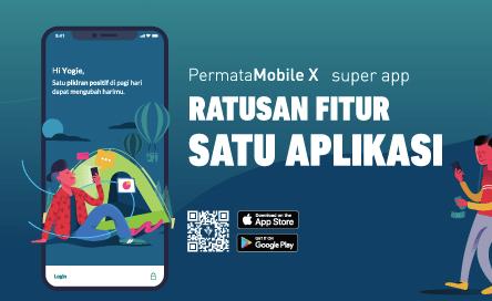 permata mobile x QR Pay