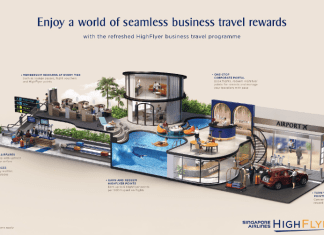 SIA Singapore Airlines, HighFlyer