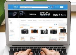 Blibli kamera Fujifilm bca