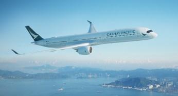 Pemerintah Hong Kong Dukung Maskapai Cathay Pacific