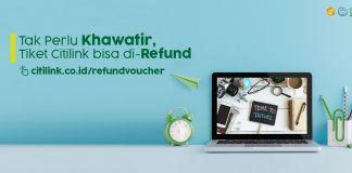 Citilink refund voucher