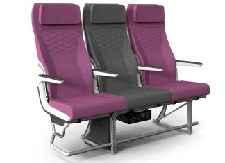 Qatar AIrways CL3810 Recaro