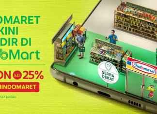 GrabMart Indomaret