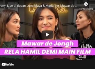 Mawar De Jongh TS Media