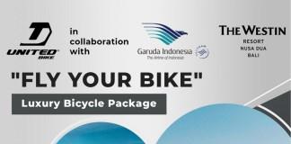 United Bike Garuda Indonesia sepeda lipat