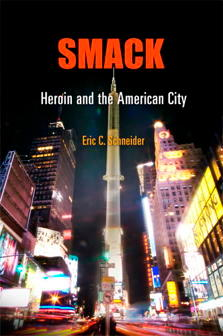 Cover of Eric Schneider's Smack