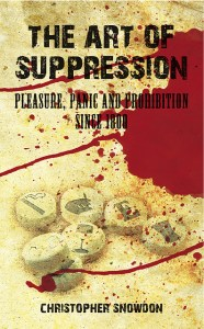 Cover of The Art of Suppression book
