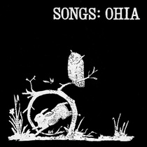 The cover of Molina's first full-length record, Songs-Ohia