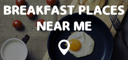 Good Places Eat Breakfast Near Me