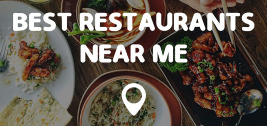 Top Restaurants Around Me