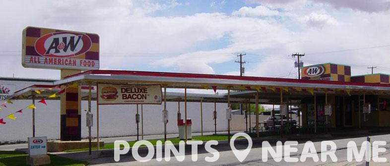 Wheres Nearest Fast Food Restaurant
