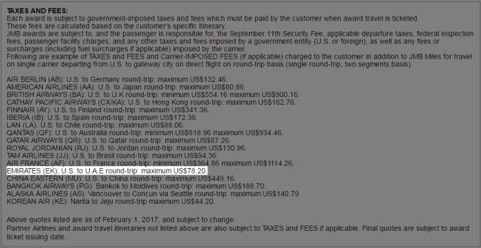 JL Taxes on EK