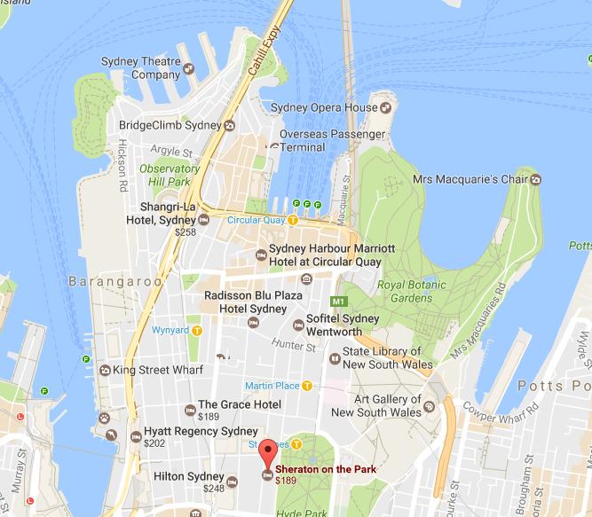 SOP Location
