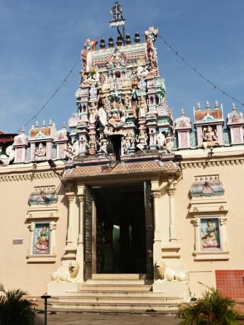 HIndu temple, Penang