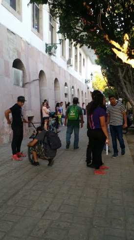 BMX in Mexico
